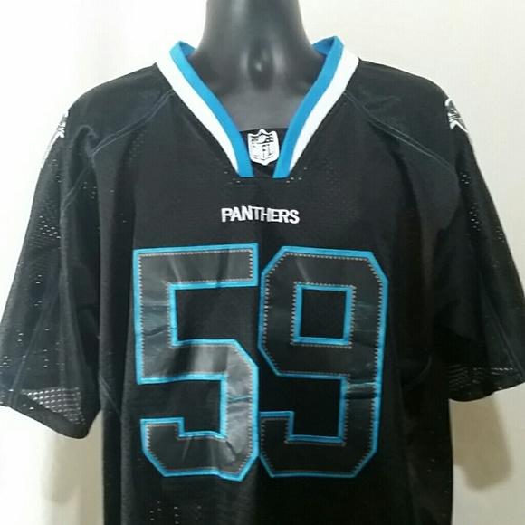 Nike Other   Carolina Panthers Luke Kuechly Jersey Size 48   Poshmark